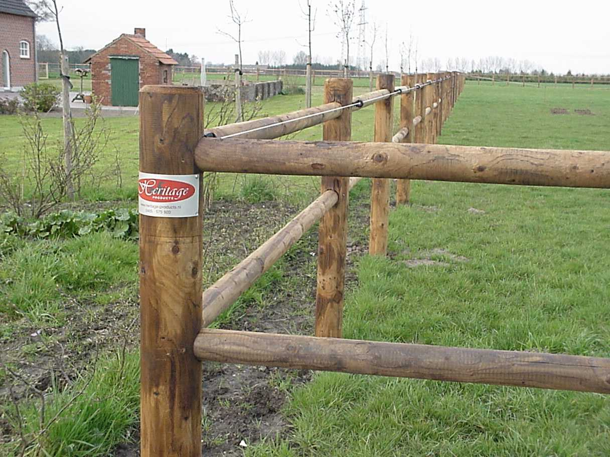 Country fence heritage products